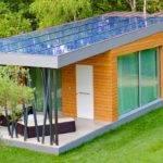 Gorgeous Green Zero Small House Beautiful