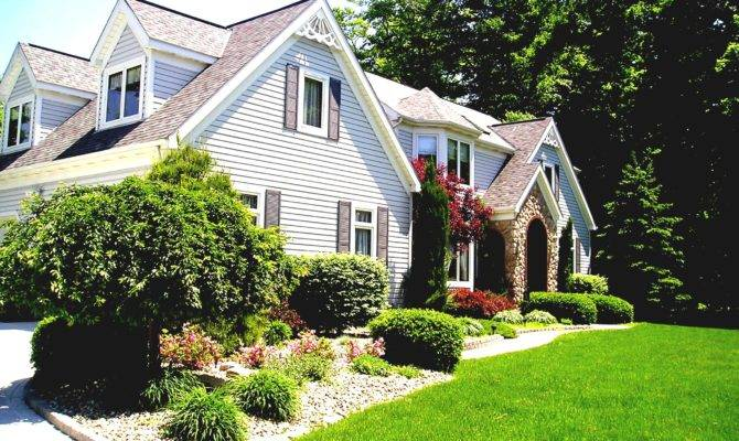 Gorgeous Low Maintenance Landscaping Ideas Small Front