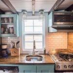 Gorgeous Small Kitchen Design Tiny House Decoredo