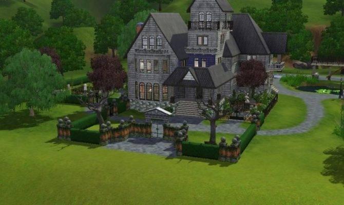 Goth Manor Sims Wiki Fandom Powered