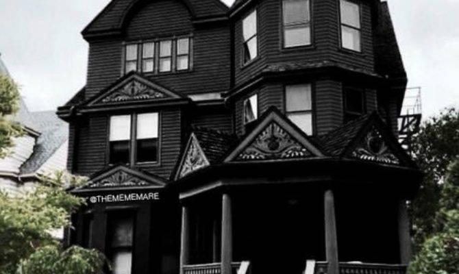 Gothic Mansions Tumblr