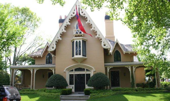 Gothic Revival Architectural Styles America Europe