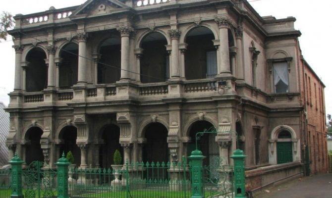 Gothic Style House Homes Pinterest