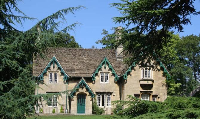 Gothic Style House