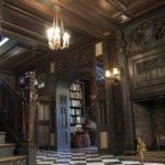 Gothic Victorian Interior Design