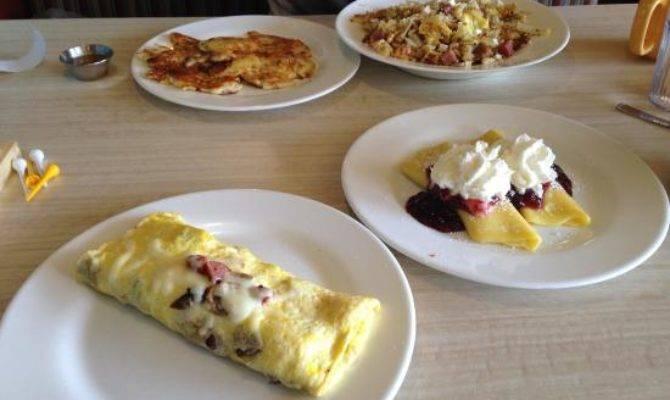 Goulash Potatoes Pancakes Omelette Swedish Crepes