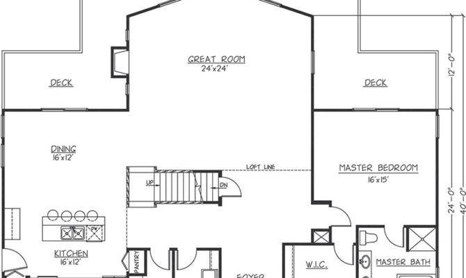 Grand Chalet Floor Plan Timber Homes Logangate