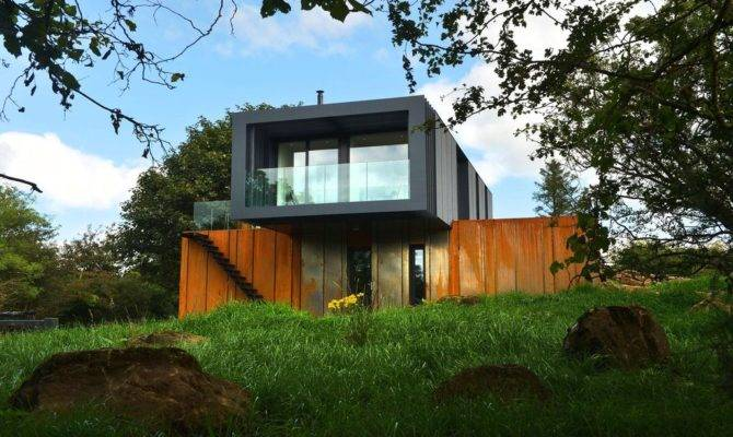 Grand Design Out Shipping Containers Kate Rees Wales