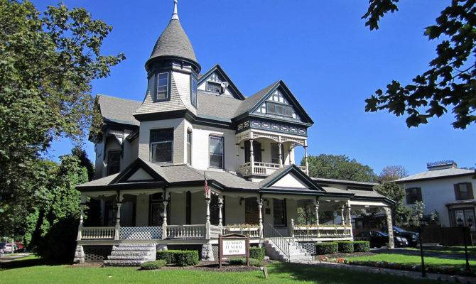 Grand Victorian House Saratoga Springs New York Paul