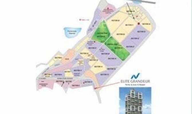 Grandeur Kharghar Mumbai Price Location Map Floor Plan