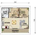 Granny Flat Plans Designs House Queensland