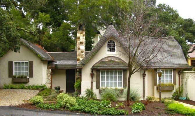 Grant Wallace Cottage Carmel Historic Register