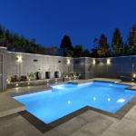 Great Backyard Designs Can Achieved Owning Rustic Looking Pool