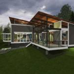 Great Design Modern House Cad Ideas Inspirations Aprar