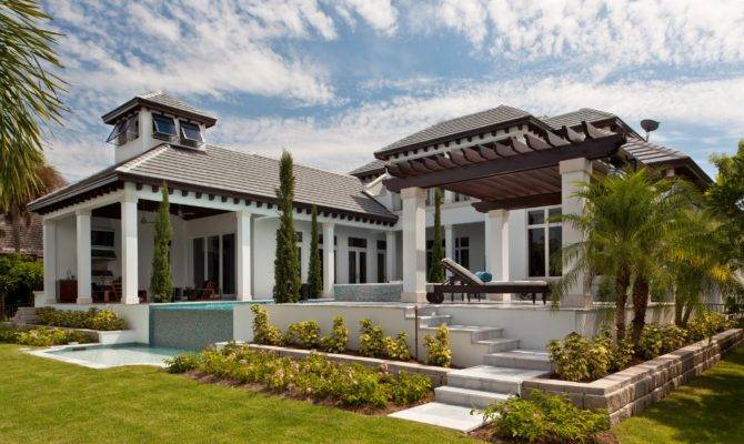 Great Fascination Caribbean Style House Plans
