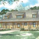 Great House Plan Riverfront Views Aston Summer