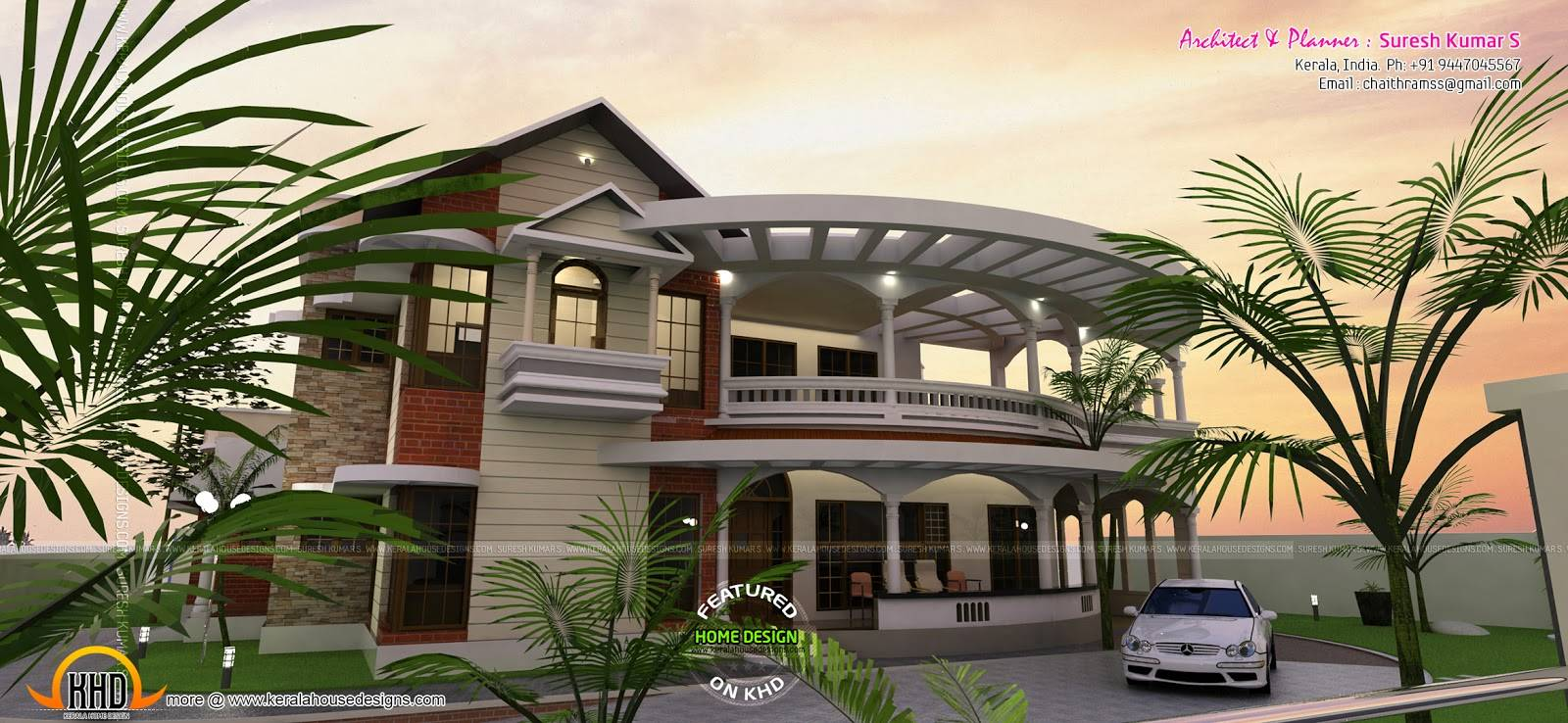 Great Looking House Design Suresh Kumar Modern Interior Designs