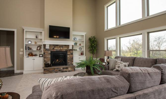 21 Great Room With Fireplace Ideas You