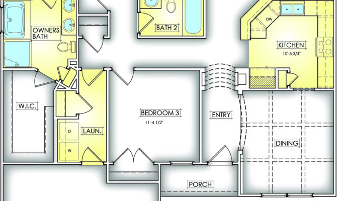 Great Southern Homes Davenport Floor Plan Gurus