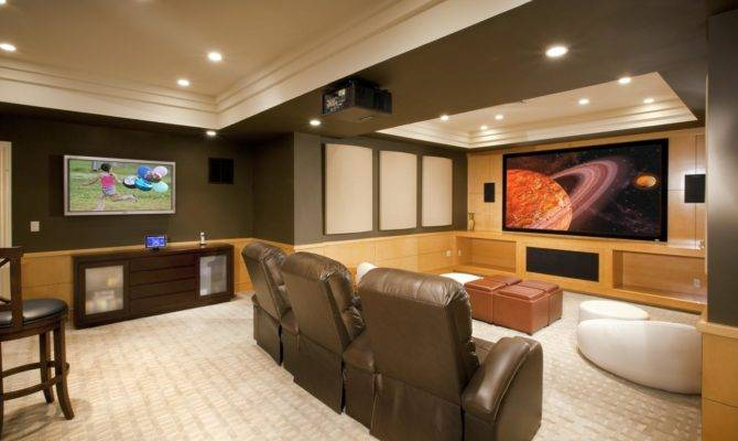 Great Uses Your Finished Basement Lisa Sinopoli