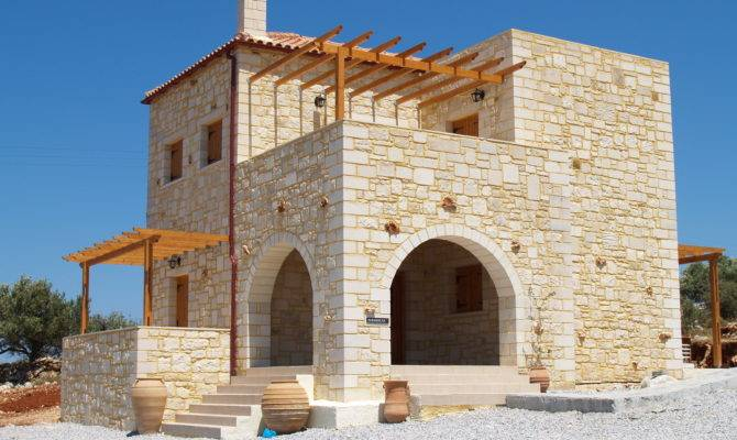 Greece Building Styles Specifications Hello Crete