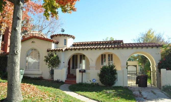 Green Exterior Paint Mediterranean Clay Roof