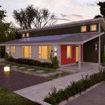Green First Zero Home Under Construction Deltec Homes