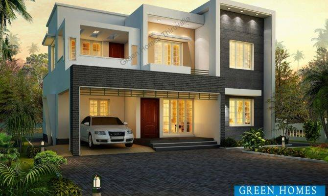 Green Homes January