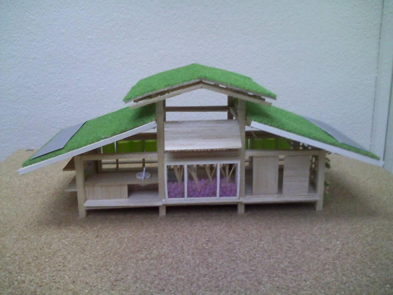 Green Roof Design Ideas Miniature House Home Plans Blueprints 43450