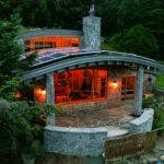 Green Roofed Cannon Beach Home Oregon Generates More Energy Than