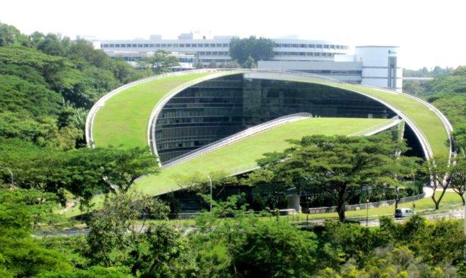 Green Roofs Manufacturer Expands China Asia Buildings
