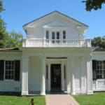 Greenfield Village Greek Revival House