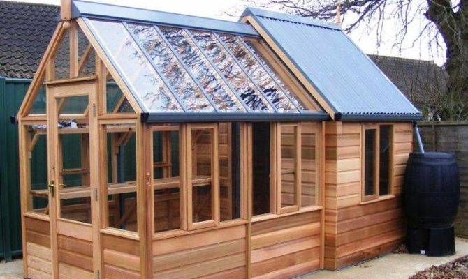 Greenhouse Shed Gardening Cold Frame Hot House Pinterest