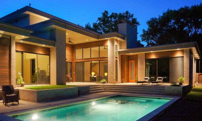 Greico Modern Homes Dallas Highgrove Lane Project