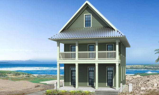 Grenatt Lake Waterfront Home Plan House Plans