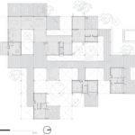 Grid House Floor Plan Plans Pinterest