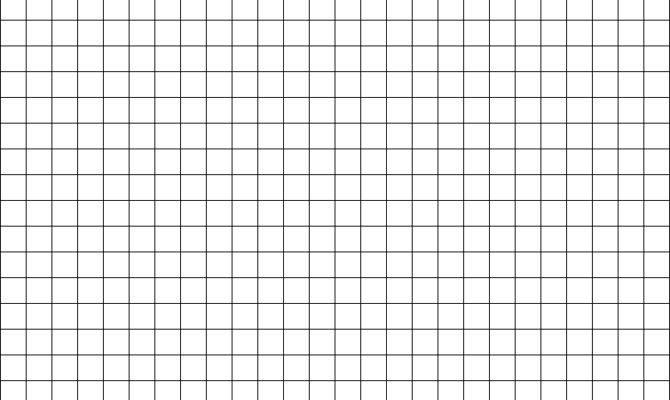 Grid New Calendar Template