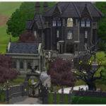 Grim Ghastly Manor Store Sims