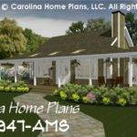 Guest Cottage House Plan Ams Affordable Small Home
