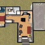 Guest House Plans Small Decor Idea Pinterest