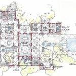 Hacienda House Plans Center Courtyard Mcmarchitects Blogspot
