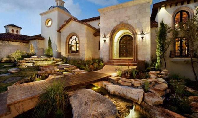 Hacienda House Plans Italianate Spanish