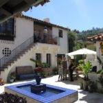 Hacienda Style Courtyard Home Pinterest Queretaros Historic