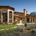 Hacienda Style Home Cabin Designs Pinterest