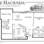 Hacienda Style Homes Plans House