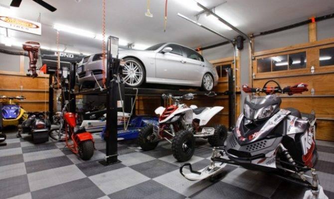 Had Create Dream Garage Would Like