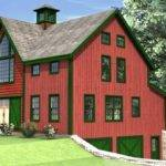 Haley Barn Style Carriage House Plan Home Plans