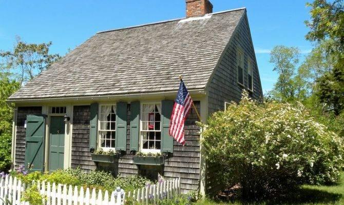 Half Cape Tiny House Pinterest