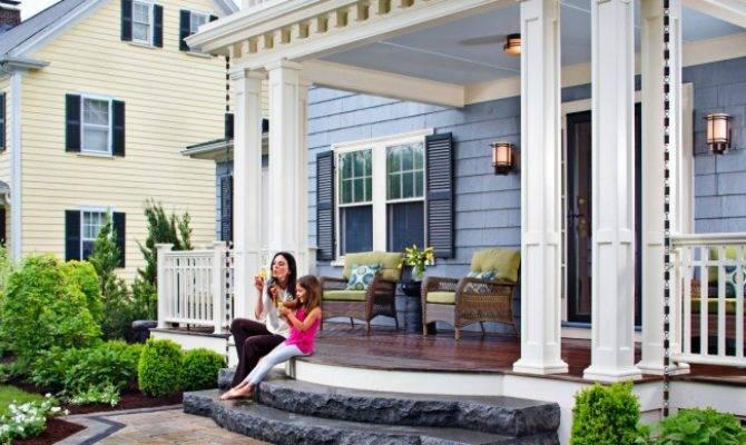 Halifax Porch Design Projects