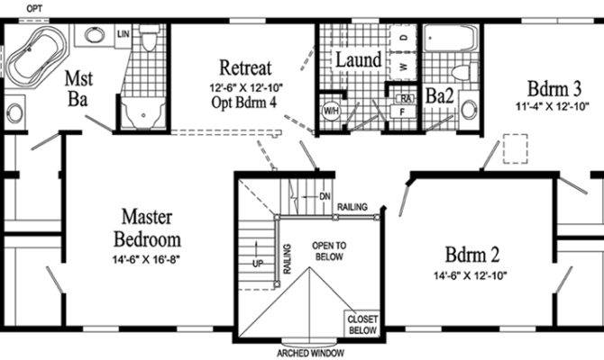 Hamilton Two Story Modular Home Pennwest Homes Model